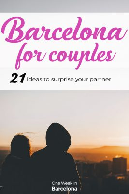 Barcelona for couples