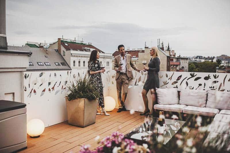 Hotel Rathaus Wein und Design in Vienna