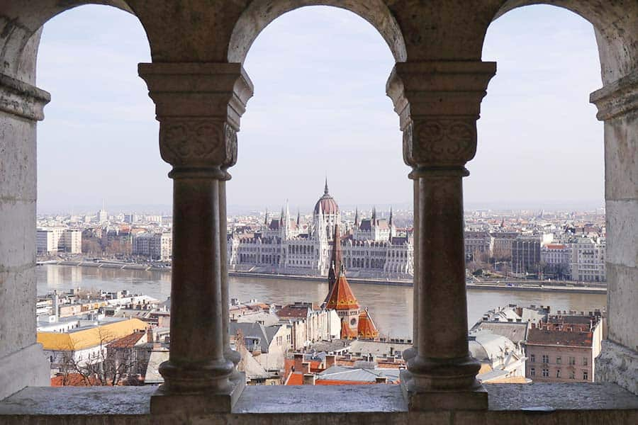 Budapest is worth it to visit in Winter