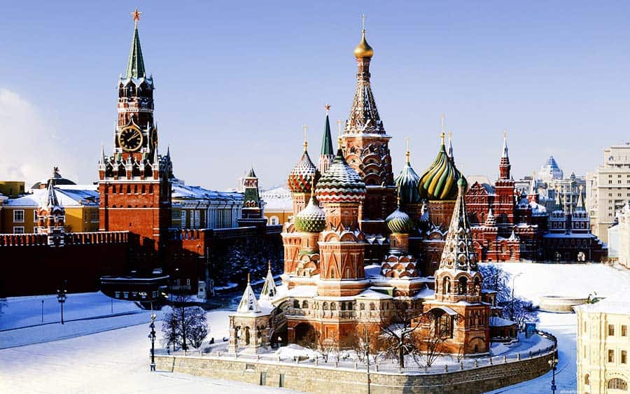 Moscow, Russi
