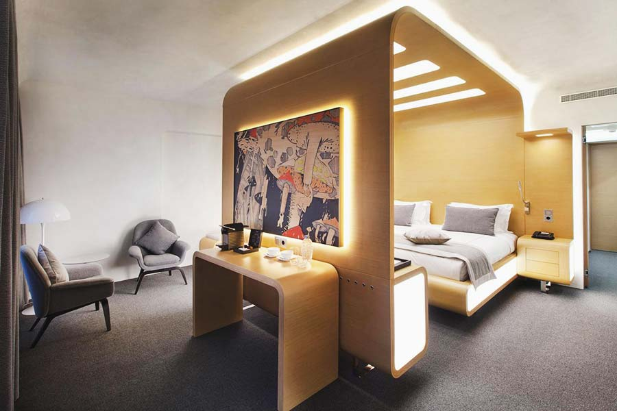 StandArt Hotel in Moscow