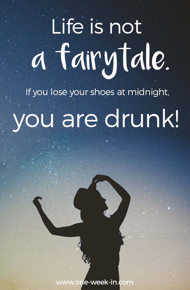 Life quote - fairytales