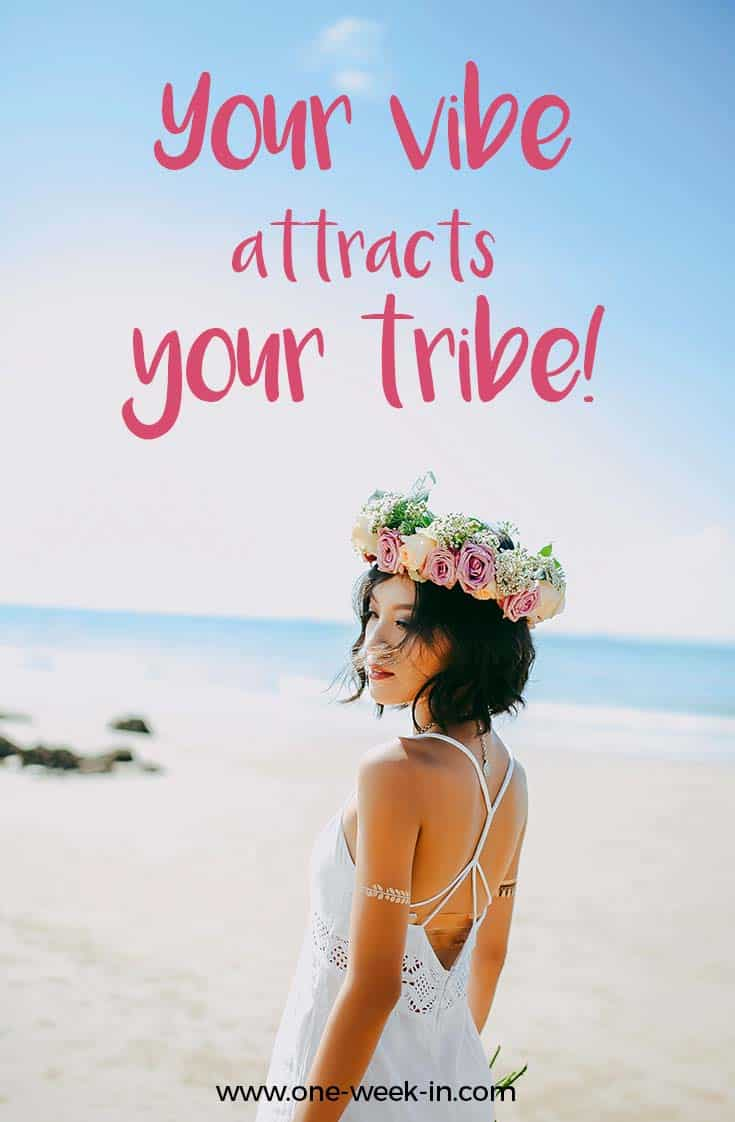Motivation quote - tribe