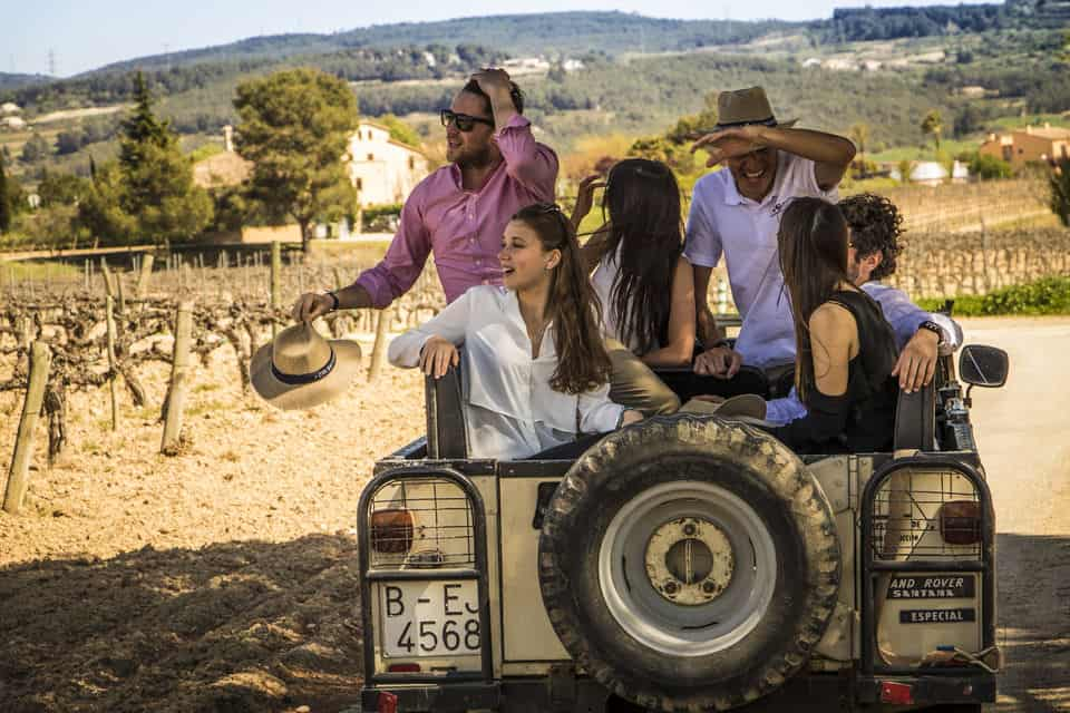 (Exclusive) Cava and Wine Tasting Tour