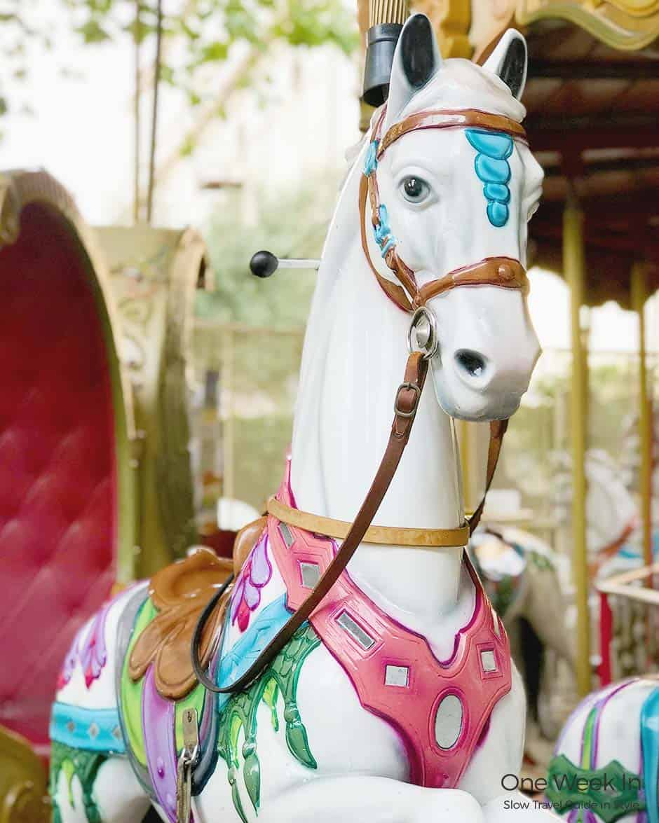 Carousel - Things to do in Avignon for Families with Children