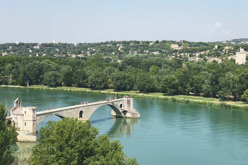 Pont de Avignon, France must be on every list for TOP Things to do in Avignon