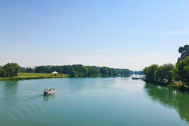 River Cruise on the Rhone in Avignon - Hop on!