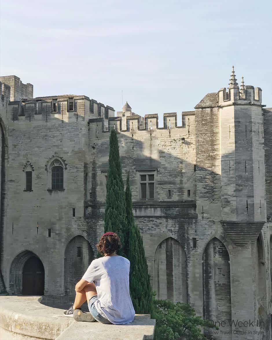 What to see in Avignon, France? There is so much to explore, a full list