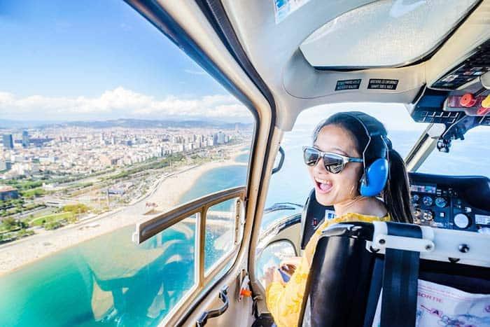 360º SkyWalk: Land, Sea & Air