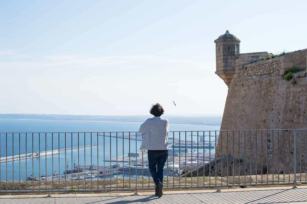 Alicante's Castle, Spain