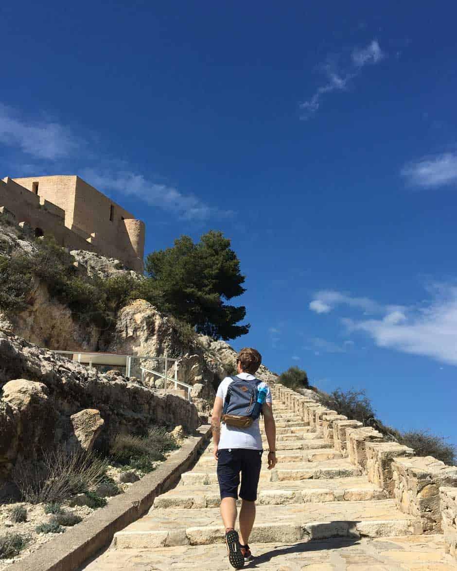 Soak in real culture in Castalla, Spain