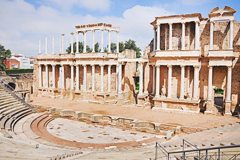 Merida Spain ancient city