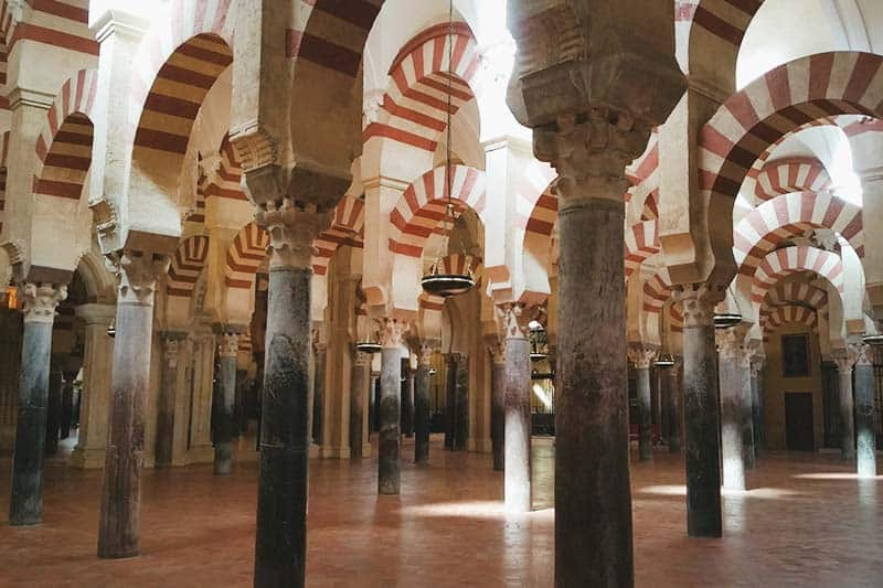 Mosque and Cathedral in Córdoba, Spain