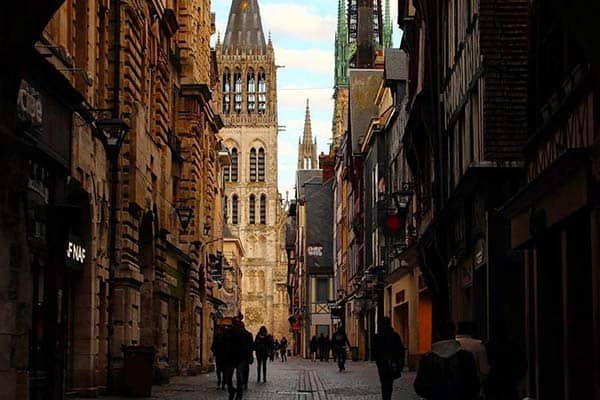 7 Days in France, Rouen should be on your roundtrip