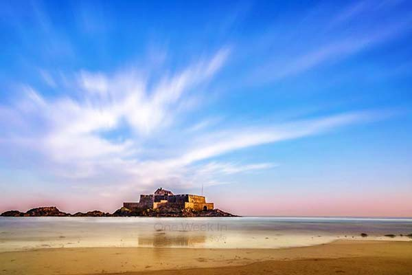 St Malo in France