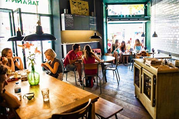 Tarannà Café in Barcelona