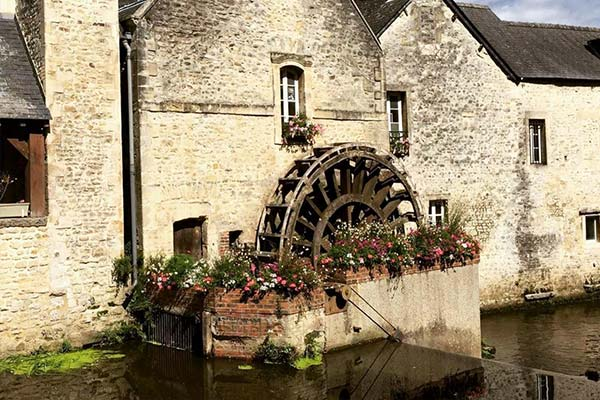 Bayeux in France