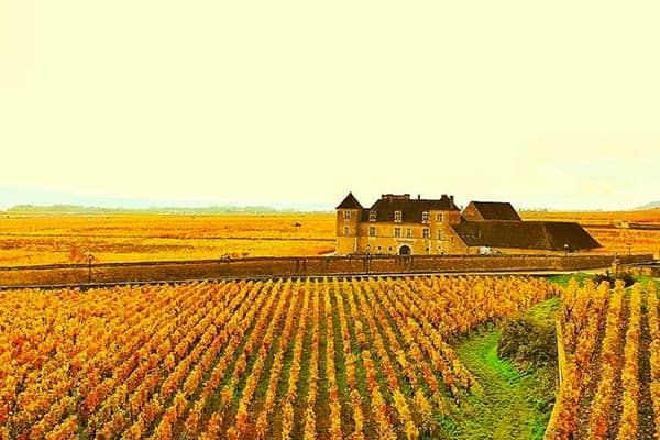 Dijon in France