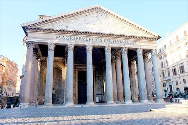 Pantheon Tour in Rome