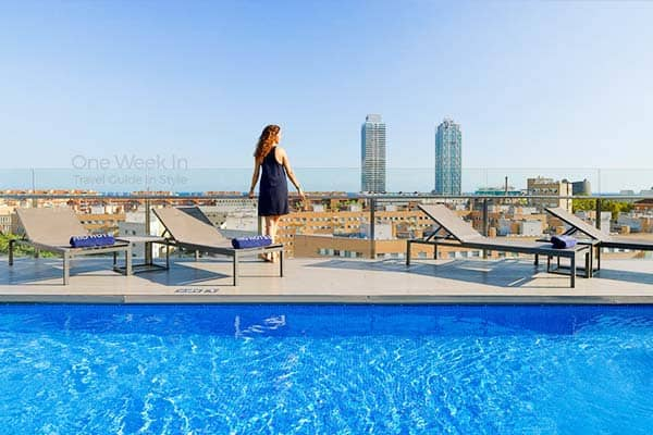 H10 Marina - with Roof Top Swimming Pool
