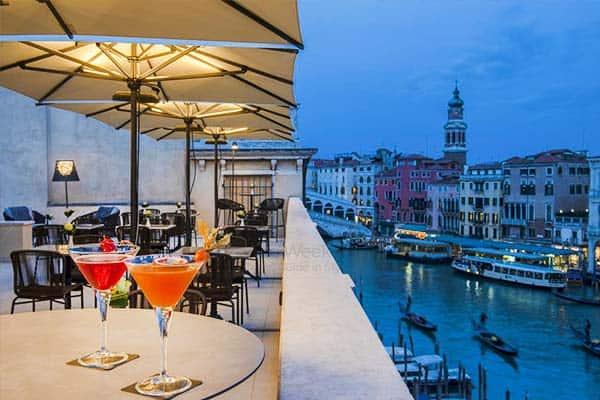 Where to stay in Venice: H10 Palazzo Canova