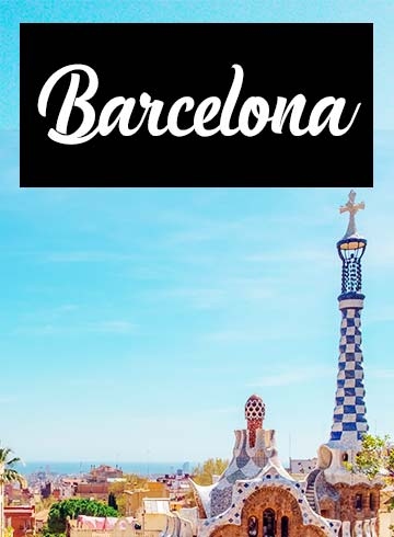One Week In Barcelona Itinerary