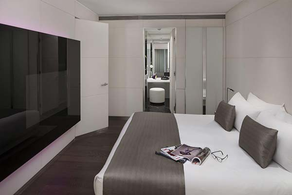 Me London by Melia, nice hotel for party travelers