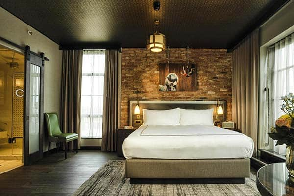 Great hotel for design lovers in London