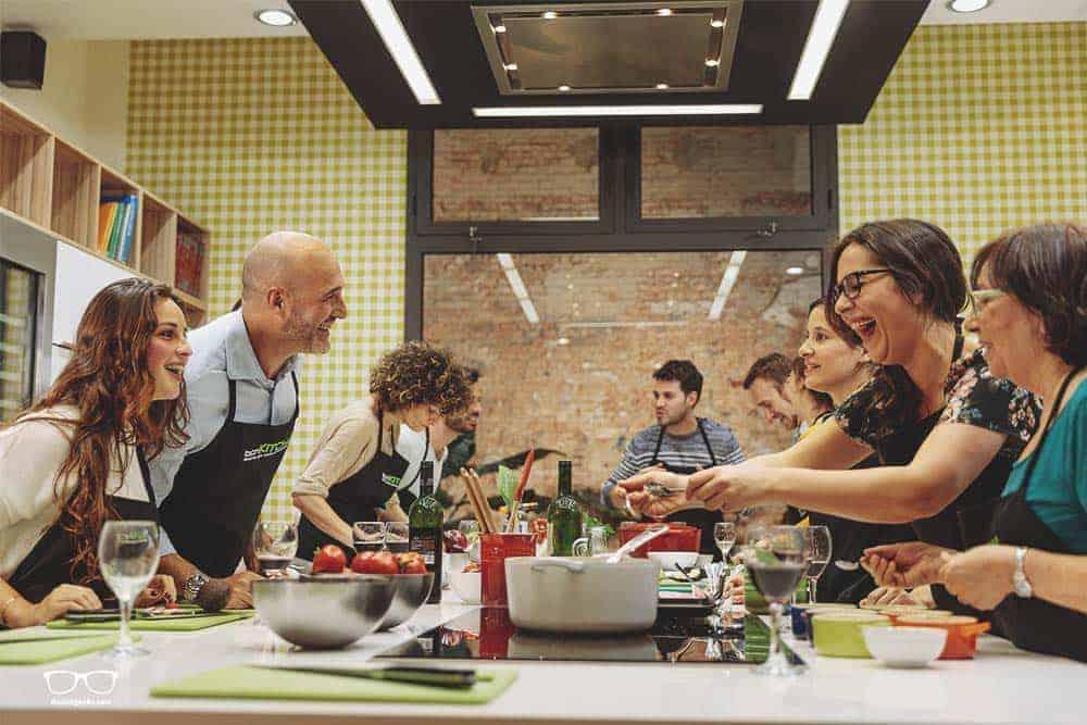 Best Cooking Class in Barcelona: BCN Kitchen