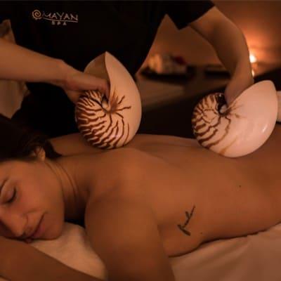 Mayan Luxury Spa in Barcelona