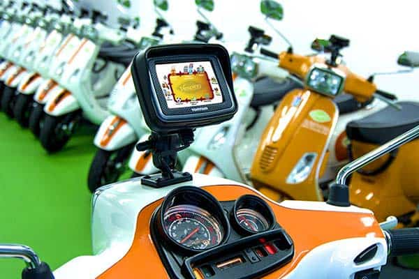 Get Your Guide Scooters in Barcelona