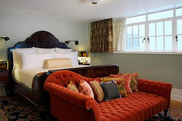 Cool accommodation for nightlife seekers in London
