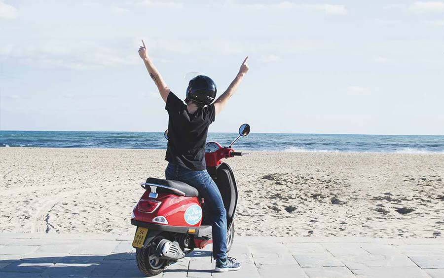 Scooter Rental in Barcelona - a complete guide