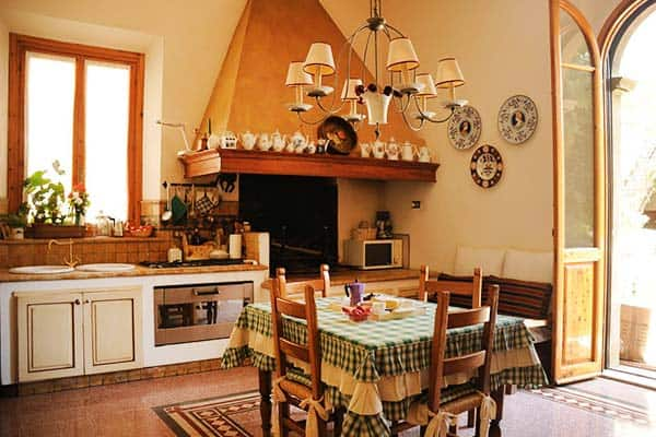 Cosetta, a family-run guesthouse in Tuscany
