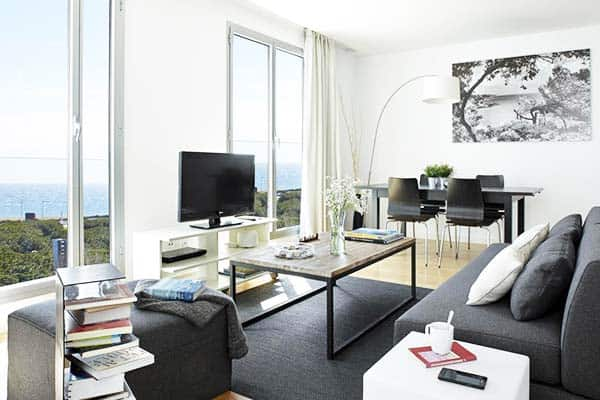 At Durlet Beach Apartment, you can take advantage of the fully equipped and furnished