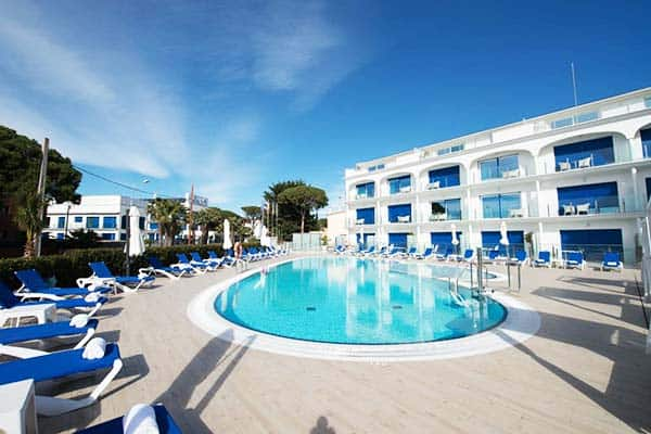 A wonderful summer holiday is waiting for you at Masd Mediterraneo Hotel