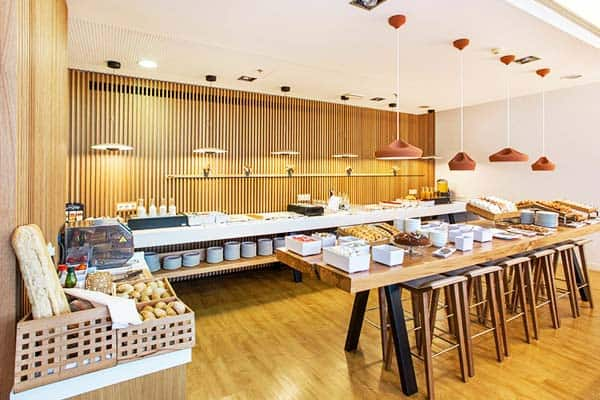Boost the morning with an inviting breakfast at Occidental Atenea Mar - Adult Only