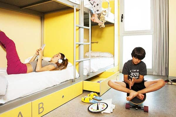 Twentytu Hostel is also a kid-friendly accommodation suited for families