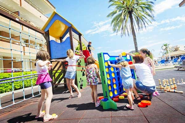 Voramar Cambrils features many opportunities for the kids