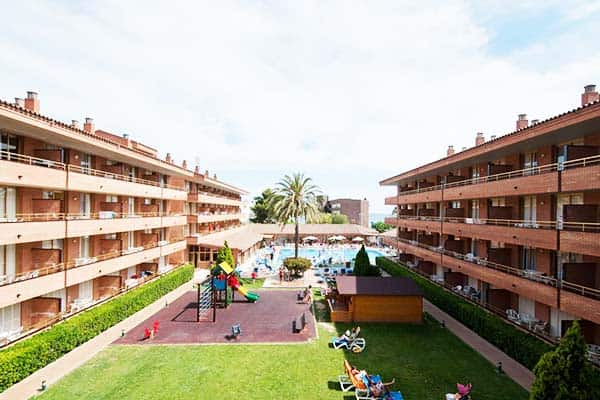 Bring your kids and have a wonderful holidays at Voramar Cambrils