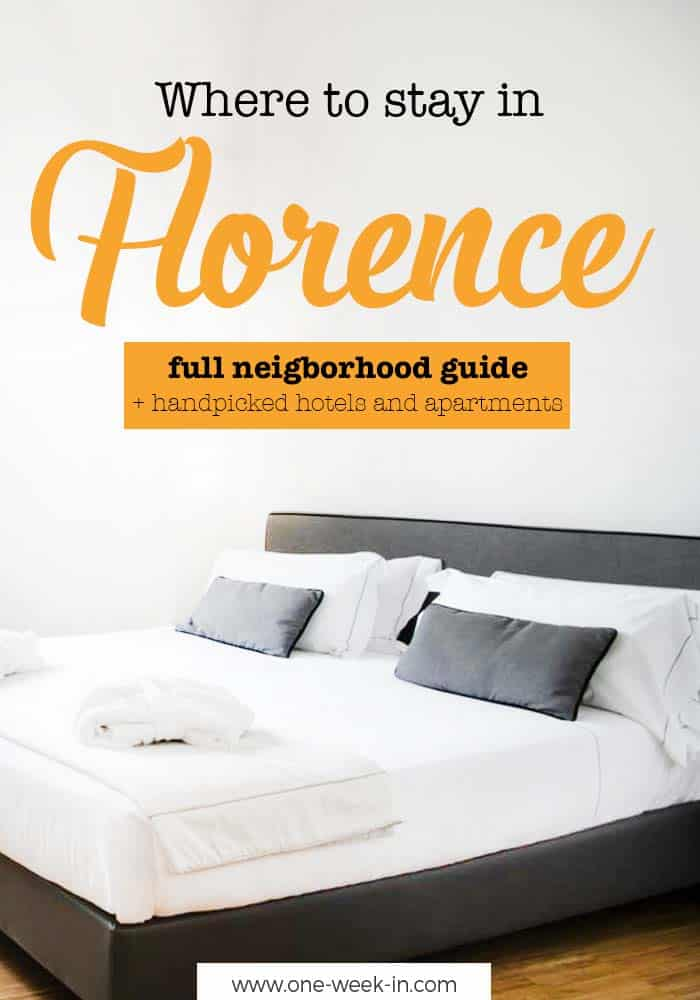 Where to stay in Florence? Full guide for first-timers