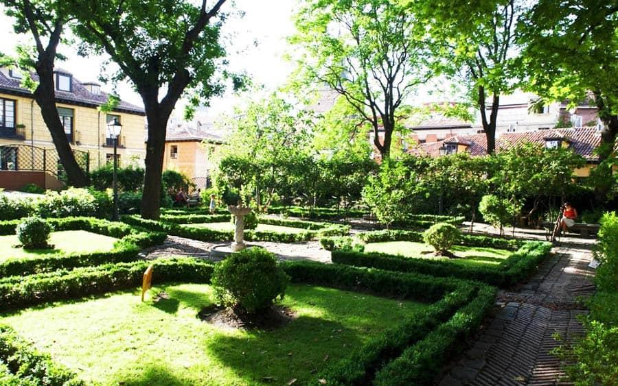Palacio del Príncipe de Anglona Gardens