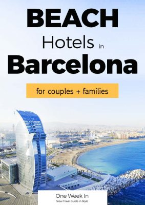 22 Beach Hotels in Barcelona - Beautiful Sea Views and Swimming Pools (+ Resorts)