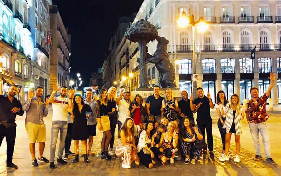 Mysteries in a Tapas Madrid Tour