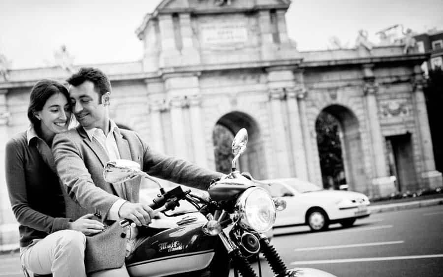 Private photoshoot Madrid