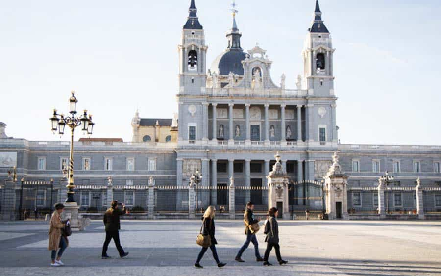 VIP Walking Tour Madrid