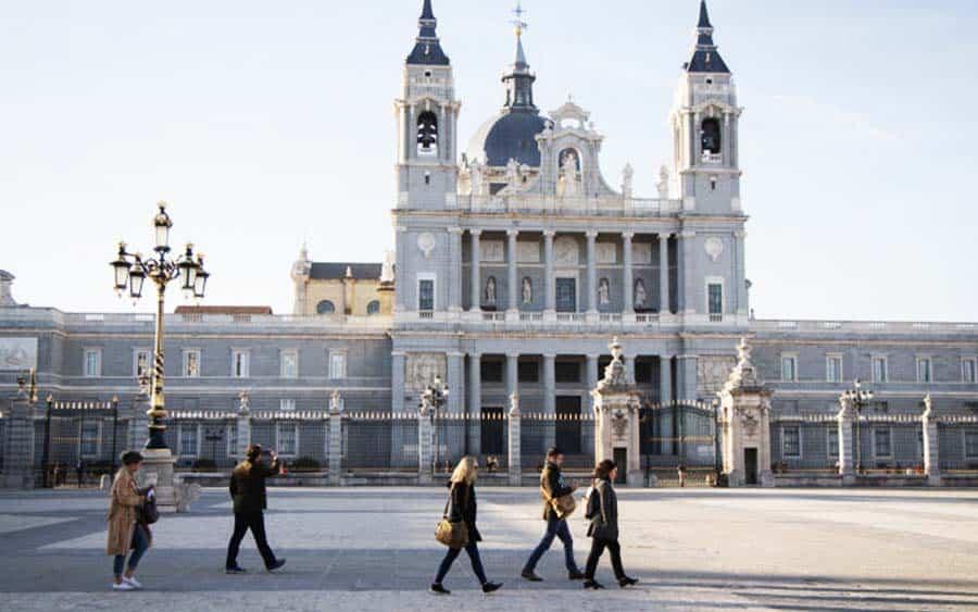 VIP Walking Tour Madrid