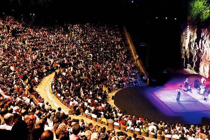 Book yourself a concert and see the wonderful shows of Barcelona