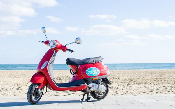 How To Rent A Scooter In Barcelona 2019 Itinerary Prices