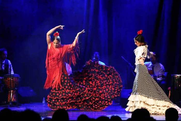 Immerse yourself in the sensuous rhythms of Spanish flamenco
